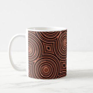 ファンキーなマグ コーヒーマグカップ