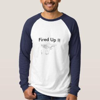 ファンキーなメンズスタイルのティー Tシャツ