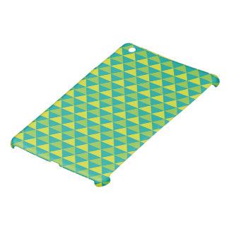 ファンキーなレトロのデザイン-緑 iPad MINI カバー