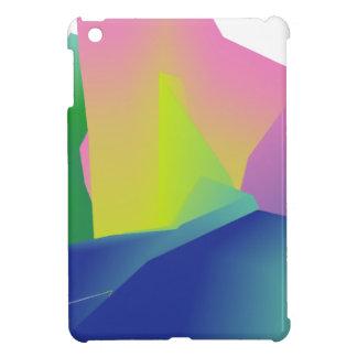 ファンキーなレトロのデザイン iPad MINI カバー