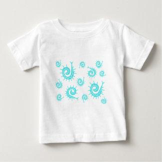 ファンキーな化石 ベビーTシャツ