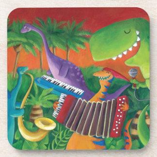 ファンキーな恐竜バンド コースター