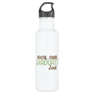 ファンキーな歯学部の卒業生2016年(緑) ウォーターボトル