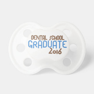 ファンキーな歯学部の卒業生2016年(青) おしゃぶり