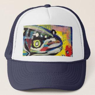 ファンキーな民俗魚#10 キャップ