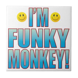 ファンキーな猿の生命 タイル
