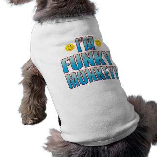 ファンキーな猿の生命 ペット服