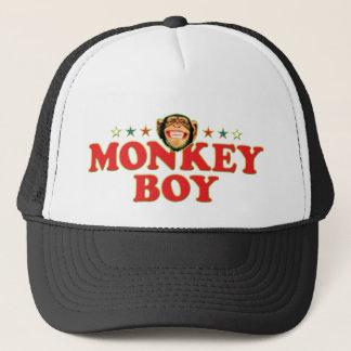 ファンキーな猿の男の子 キャップ