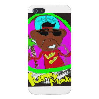 ファンキーな猿 iPhone 5 CASE