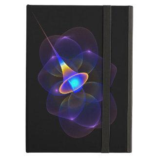 ファンキーな紫色の彗星のiPadの箱 iPad Airケース