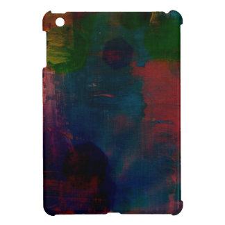 ファンキーな絞り染めの枕 iPad MINI CASE