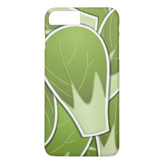 ファンキーな芽キャベツ iPhone 8 PLUS/7 PLUSケース