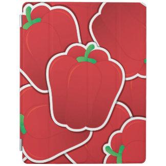 ファンキーな赤唐辛子 iPadスマートカバー