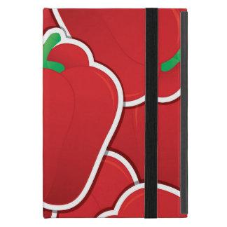 ファンキーな赤唐辛子 iPad MINI ケース