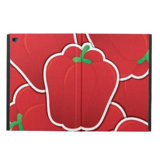 ファンキーな赤唐辛子 POWIS iPad AIR 2 ケース