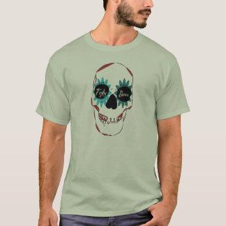 ファンキーな骨 Tシャツ