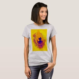 ファンキーな鶏 Tシャツ
