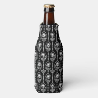 ファンキーなSKELTONのボトルのクーラーハロウィン ボトルクーラー