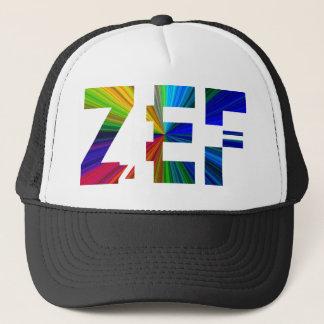 ファンキーなZEF キャップ
