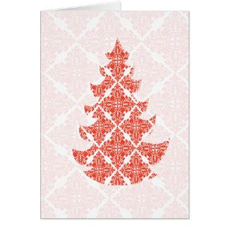 ファンシーで贅沢なクリスマスの企業のな休日 カード