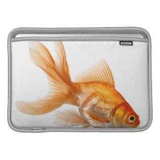 ファンシーな金魚 MacBook スリーブ