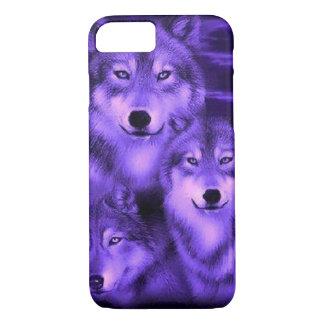 ファンタジーのオオカミ iPhone 8/7ケース