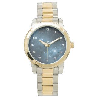 ファンタジーのスターダストのツートーン腕時計 腕時計