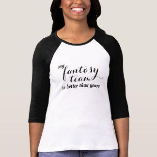 ファンタジーのチーム Tシャツ