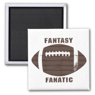 ファンタジーのフットボールの熱狂者 マグネット