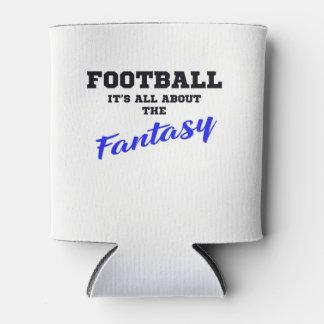 ファンタジーのフットボールの飲み物はホールダーできます 缶クーラー