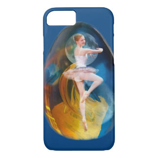 ファンタジーのフラクタルのバレリーナのiPhone 7の場合 iPhone 8/7ケース