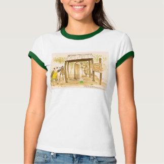 ファンタジーのメーカー学校代表湖 Tシャツ