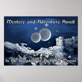 ファンタジーの冒険ポスター ポスター