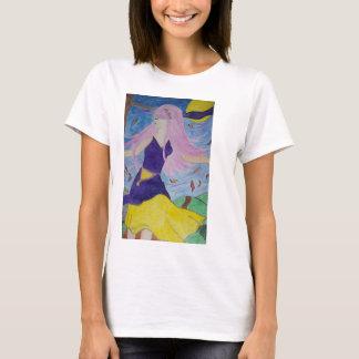 ファンタジーの写真のTシャツ Tシャツ