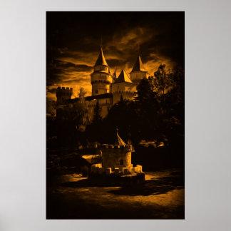 ファンタジーの城 ポスター