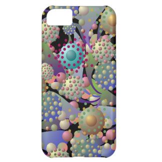 ファンタジーの外国の花および胞子iPhone5 iPhone5Cケース