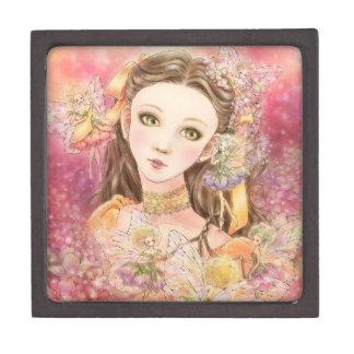 ファンタジーの妖精のギフト用の箱 ギフトボックス