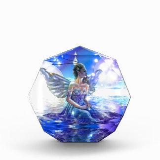 ファンタジーの妖精の国のギフト 表彰盾