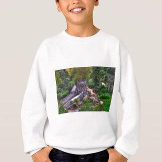 ファンタジーの島 スウェットシャツ