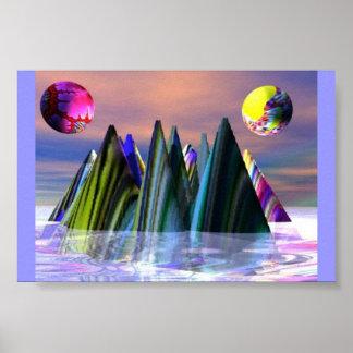 ファンタジーの島 ポスター