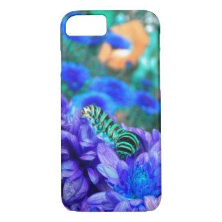 ファンタジーの幼虫Nの星状体のiPhone 7の場合 iPhone 8/7ケース