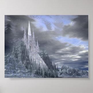 ファンタジーの氷の城 ポスター