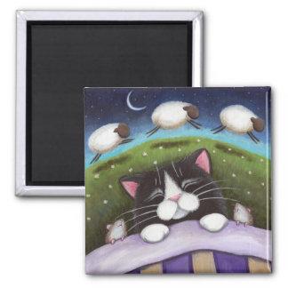 ファンタジーの猫およびマウスの芸術の磁石 マグネット