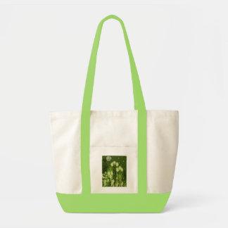 ファンタジーの緑 トートバッグ