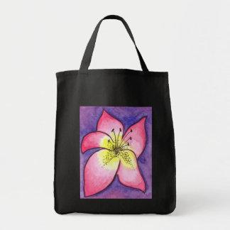 ファンタジーの花屋のバッグ トートバッグ