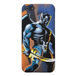 ファンタジーの英雄のiPhone 4のSpeckの場合 iPhone SE/5/5sケース