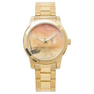 ファンタジーの蒸気のパンクの旅行者の腕時計 腕時計
