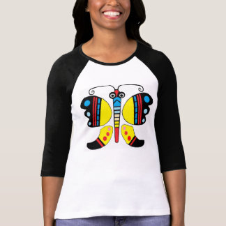 ファンタジーの蝶 Tシャツ