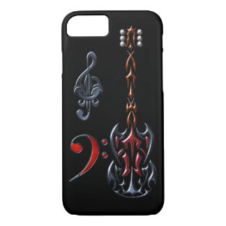 ファンタジーの調子の黒いiPhone 7の箱 iPhone 8/7ケース