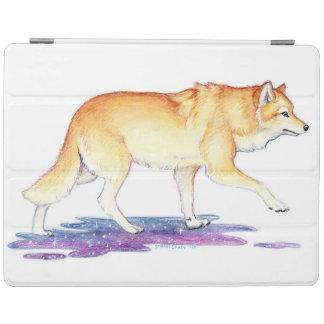 ファンタジーの金星の作成のオオカミ iPadスマートカバー